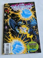 The Inhumans THE GREAT REFUGE #1 1995 Marvel Comics