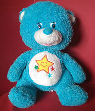 Giftworks Blue Star Beanie Teddy Bear 12 inches tall Plush Soft toy *