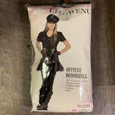 NWT Leg Avenue Officer Bombshell Juniors Costume