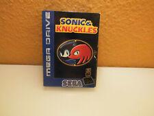 Sonic & Knuckles / Sega Megadrive / Genesis