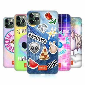 OFFICIAL emoji® TRENDS GEL CASE FOR APPLE iPHONE PHONES