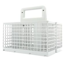 Genuine Whirlpool Dishwasher Cutlery Basket Grey - Part Number C00380125