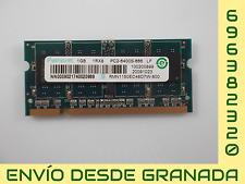 MEMORIA RAM SO-DIMM 1GB PC2-6400S RAMAXEL RMN1150EC48D7W-800 ORIGINAL