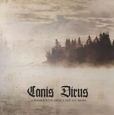 CANIS DIRUS - A Somber Wind from a Distant (CD Moribund) SEALED