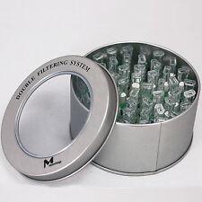 50pcs Duble Filter Holder Cigarette Tar Filter Holder