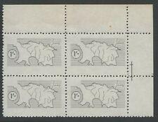 Guernsey SARK 1964/5 1s vignette perf PROOF block 4