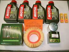 1lt huile Motul 5100 15w-50 Semi-synthétiques