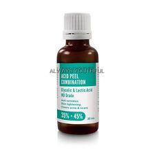 Glycolic Acid 35% + Lactic Acid 45% Skin Combo Peel 30m