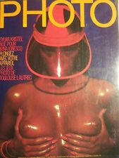 PHOTO MAGAZINE 1979 No 141 IRINA IONESCO ROBERT CAPA TOULOUSE LAUTREC LEIDMANN