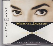 Michael Jackson-Black Or White cd maxi single