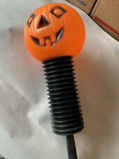 vintage 1970's halloween noise maker toy