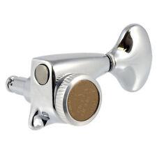 NEW Gotoh 510-MGT DELTA Series SGL510Z-L5 3x3 Locking Tuners Keys 21:1 - CHROME