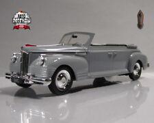 1:43 ZIS-110B diecast car phaeton model USSR Soviet Russian cars