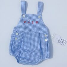 NWT New Poratoes By Sweet Potatoes Boutique Nautical  Bubble Romper -3 Months