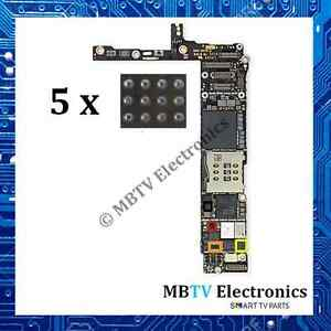 5 x IPHONE 6 / 6+ / 6 PLUS BACKLIGHT IC CHIP - U1502 - DIM / DARK SCREEN REPAIR