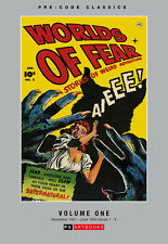 Pre Code Classics Worlds of Fear Slipcase Ed Paperback – 23 Aug 2017