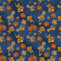 Kleid Spitze Baumwollgewebe von der Werft 44''wide Blume gedruckt Tuch