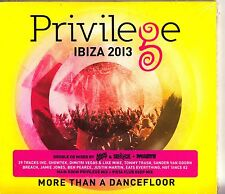 Privilege Ibiza 2013-The Best of Club House/Electro 2-CD (Martin Garrix/Marco V)