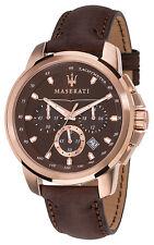 Maserati SUCCESSO Chronograph Men's Watch R8871621004