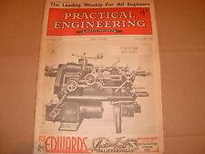Practical Engineering Magazine: Vol.2 No.50 Jan 4th 1941 - Newnes Publication