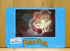 LE AVVENTURE DI PETER PAN fotobusta poster Disney Trilli Campanellino BC18