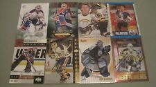 W) Lot of 228 BILL RANFORD HOCKEY CARDS HUGE SP TOPPS FINEST BOWMAN'S BEST