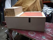 New Large Chick Brooder Poultry Chicken Duck Quail Rearing Cage Box Game Birds