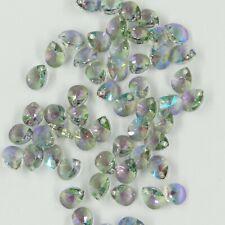 5000 8 M *** 6 perles cristal RONDES de Swarovski 8 mm MONTANA