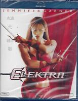 Blu-ray **ELEKTRA** con Jenniffer Garner nuovo sigillato 2005