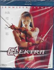 Blu-ray Disc **ELEKTRA** con Jenniffer Garner nuovo sigillato 2005