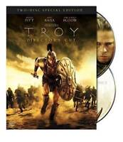 Troy (DVD, 2007, 2-Disc Set, Directors Cut Unrated)