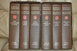 Winston churchill the second world war books