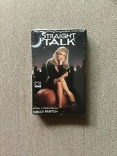 "Dolly Parton ‎– ""Straight Talk"" (1992) Rare Cassette Single Factory Sealed NEW"