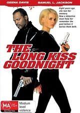 The Long Kiss Goodnight (DVD, 2015)