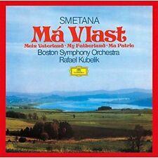 RAFAEL KUBELIK (CONDUCTOR)-SMETANA: MA VLAST -JAPAN SHM-CD D46