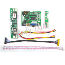"""HDMI VGA Audio LCD Controller Board for 19"""" LM190WX1-TLC1 1440X900 LCD Panel"""