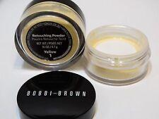 Bobby Brown LOT OF 2  Retouchin Powder - YELLOW 1 SEALED NEW . 16 OZ ***********