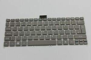 Original Acer Keyboard KB.I100A.235 NSK-R10PW 0U for Aspire S3-951  S3-391