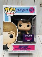 FUNKO POP VINYL DIRTY DANCING JOHNNY #697 VINYL FIGURE POP PROTECTOR