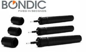 Bondic® - Refill 3 x 4 Gram - The Original Worlds First Liquid Plastic Welder