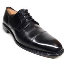 Sz. ALLEN EDMONDS Lexington Black Derby Men's Shoes Made In USA