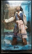 Barbie Collector Pink Label Pirates of the Caribbean Captain Jack Sparrow Doll