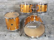 Sonor Champion 22,12,13,16, Drumset Shellset Vintage Drums Schlagzeug
