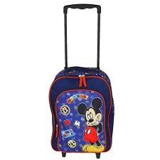 Fabrizio Kindertrolley Disney Mickey Mouse marineblau