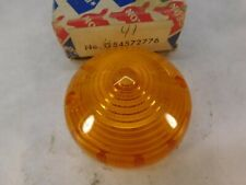 Austin Healey Triumph Land Rover   Amber Turn Lens   aftermarket for 54572776