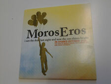 Moros Eros Today Is The Day / Satan Has A Heart Of Gold Promo CD