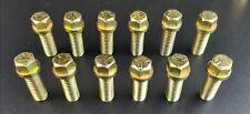 Bb Chevy Header Bolts 396 454 Exhaust Grade5 Steel 6 Point 38 16 X 1 12pcs