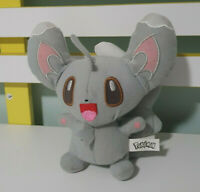 MINCCINO CHARACTER POKEMON Soft Plush Toy - 18cms 2013 NINTENDO GAMEFREAK