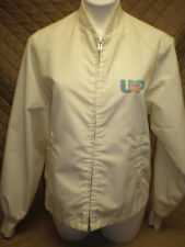 Vintage Men's Union Pacific Railroad Cream Colored Dress Jacket