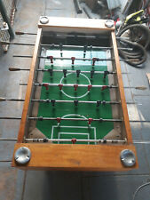 vintage super rare Australian made foosball table in excellent condition